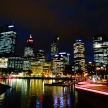 Perth at night