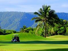 Sea Temple golf course