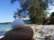 Pebble beach, Captain Cook Hwy