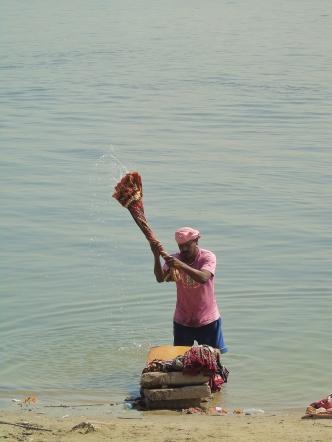 Was doen in de Ganges