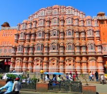 Roze stad Jaipur