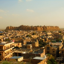 Gouden stad Jaisalmer